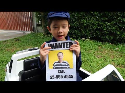 ตำรวจสกายเลอร์จับแด๊ดดี้ทำไม? 🚓👮♀️🚔