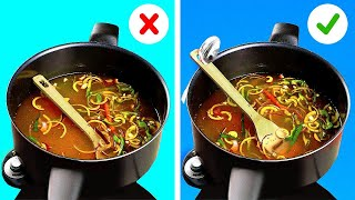 36 Kitchen Tricks That Will Change the Way You Cook || 5-Minute Recipes For Busy People!