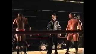 """The Bomb""Rob Williams vs ""Wildcat"" Chris Harris for the ICW Heavyweight Title"