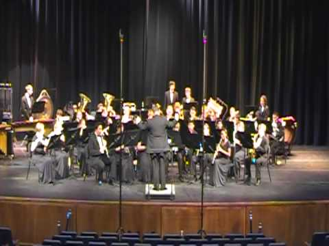 "Northeast High School Scarlet Winds 2009 - ""Allerseelen"" by Richard Strauss"