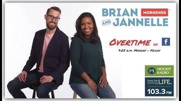 Brian and Jannelle Overtime #BJOT (Episode 275) - 5 Things I Wish My Father Told Me About Marriage