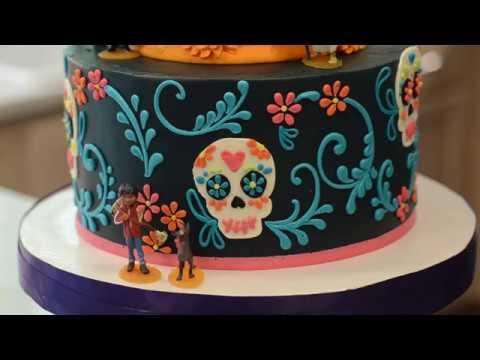 Online Cake Tutorials