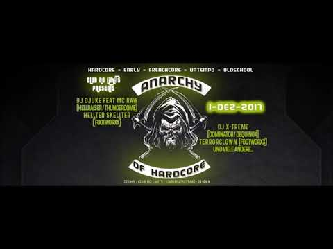 Anarchy of Hardcore - Contest Mix by WATERMAN