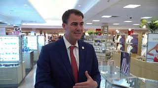 Conversation with Gov. Kevin Stitt