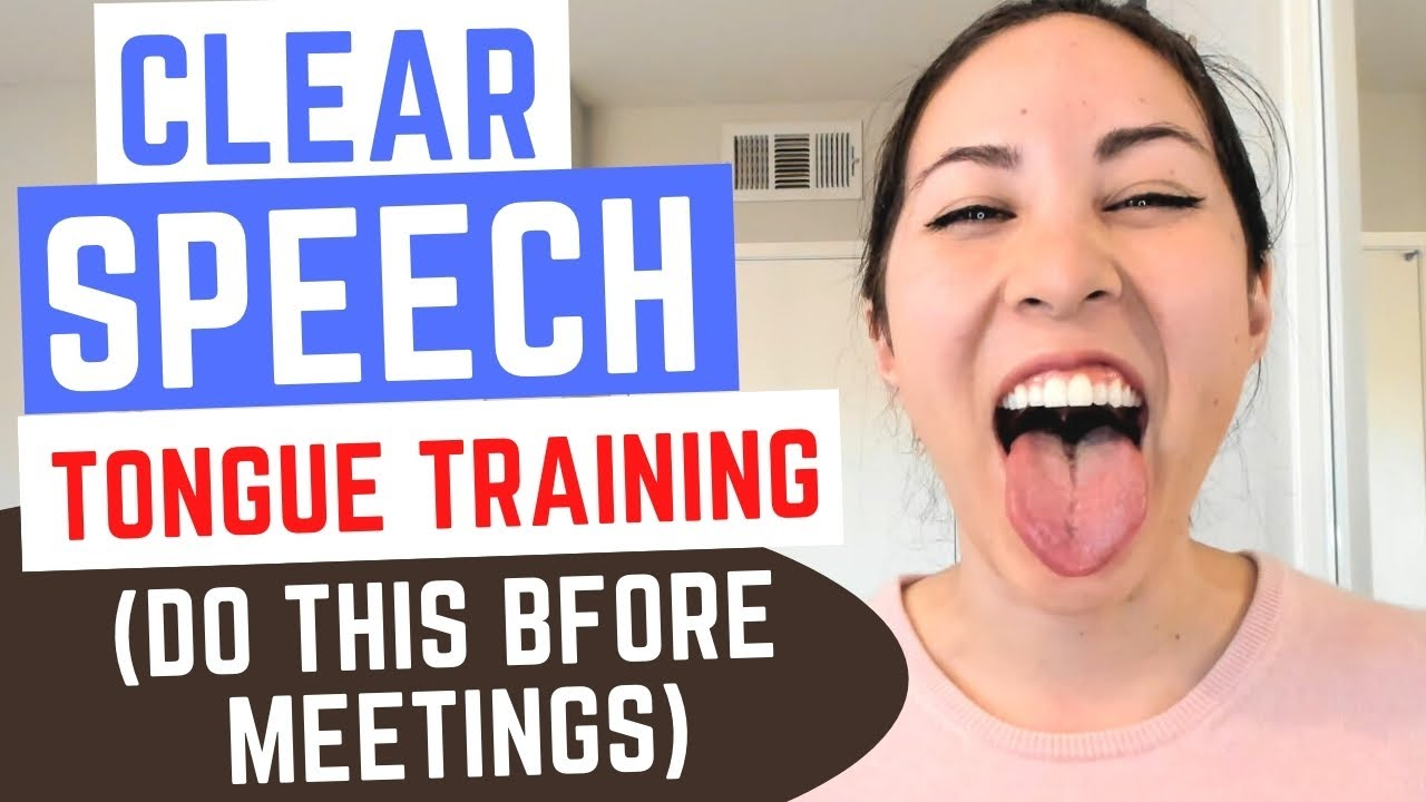 Download 5 Tongue Exercises For Clear Speech And Articulation