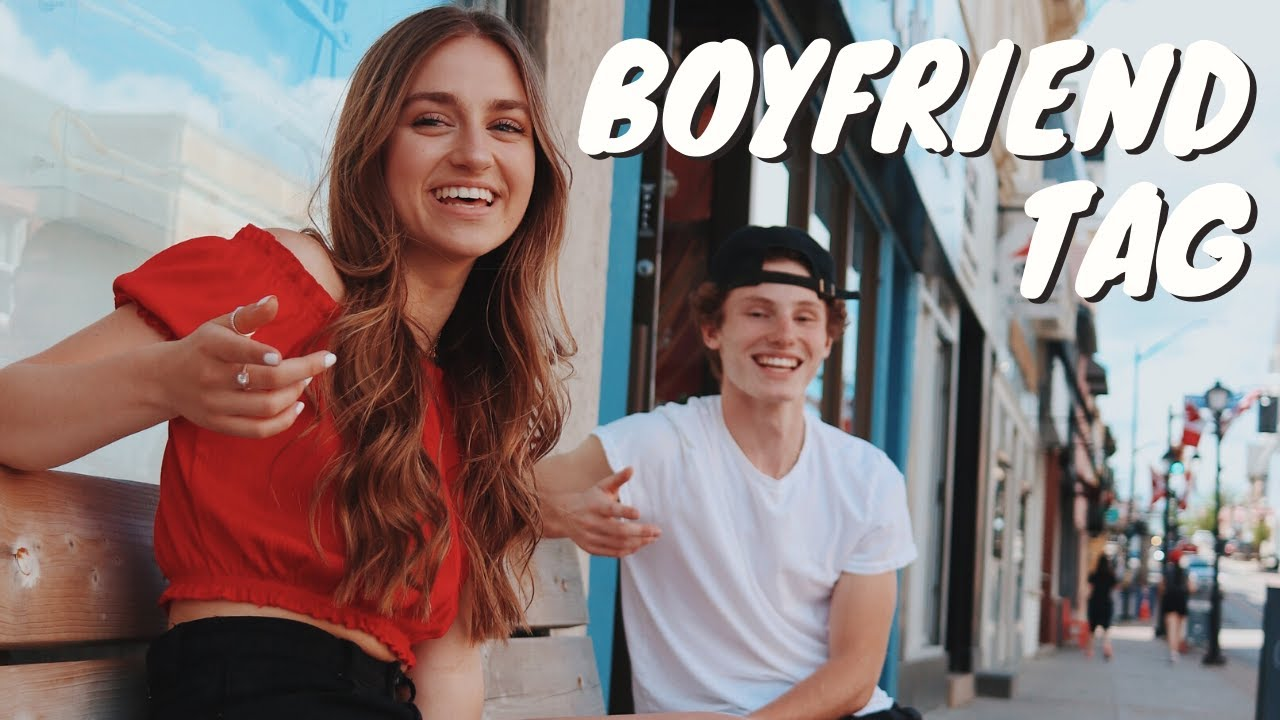 meet my boyfriend !! (boyfriend tag)