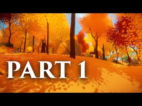The Witness Gameplay Walkthrough Part 1 - PUZZLE MASTER