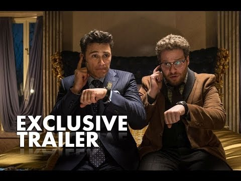 The Interview - Official Teaser Trailer  - In Theaters This Christmas