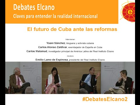 #DebatesElcano2. El futuro de Cuba ante las reformas