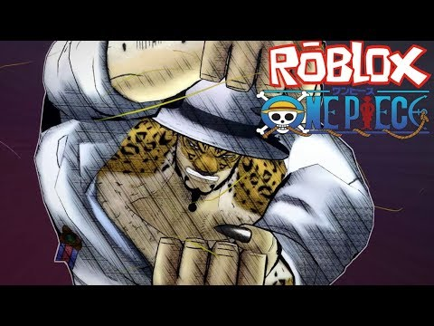 MARINE SIX POWERS FIGHTING STYLE! || Roblox One Piece Bizarre Adventures Episode 9