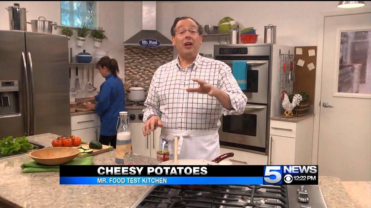 Mr Food Test Kitchen Cheesy Potatoes