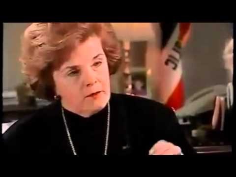Dianne Feinstein Says Her Goal is to Disarm All Americans!!! ( 60 Minutes - 1995 )