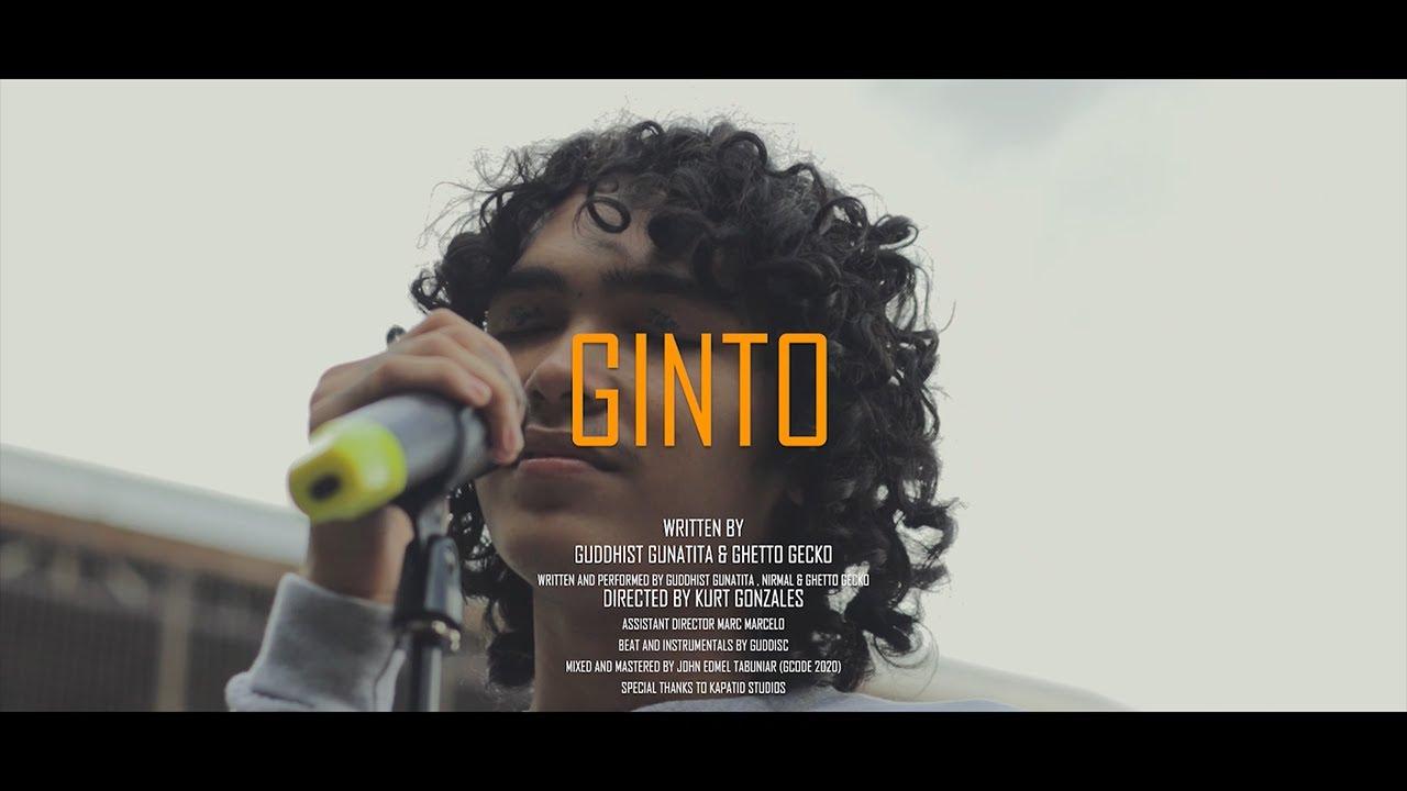 Download Guddhist Gunatita ft. Ghetto Gecko - GINTO (Official Music Video)