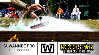 The Wakeskate Tour - Episode 3 Suwannee Pro