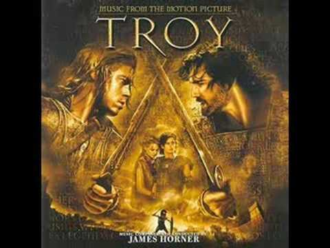 Troy Soundtrack- Achilles Leads The Myrmidons