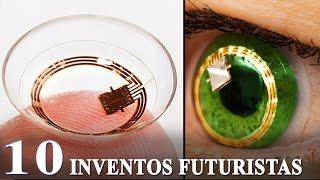 TOPs 10 Inventos cuya tecnologia parece sacada de  la ciencia ficcion thumbnail