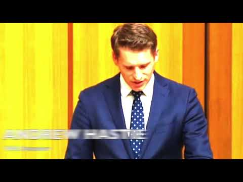 MP Andrew Hastie on Chinese Communist Party Influence in Australia