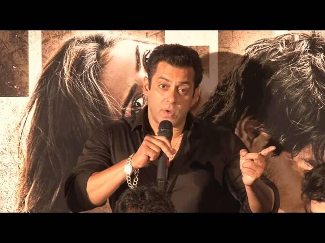 Salman Khan At Trailer Launch of Film HERO | Bollywood Movie 2016