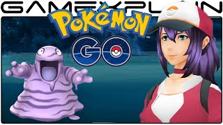 Pokémon Go - New Pokémon, Egg Hatching, Gyms, & San Francisco Exploration (Game & Watch)(We went on late-night tour of San Francisco and found more new Wild Pokemon, hatched an egg, stopped by more PokeStops, and battles some more gyms!, 2016-07-09T17:00:00.000Z)