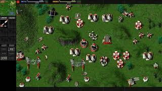 Total Annihilation - Defence + Nuclear Strike!!