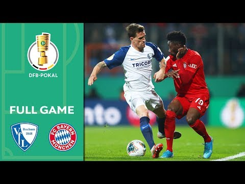 VfL Bochum Vs. FC Bayern Munich | Full Game | DFB-Pokal 2019/20 | 2nd Round