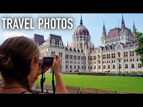 How To Take Better TRAVEL PHOTOS! 📷