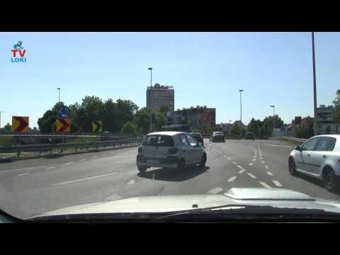 Driving in Zagreb