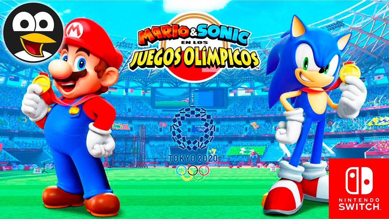 Mario y Sonic en los Juegos Olímpicos de Tokio 2020 en Español - Modo Libre - Nintendo Switch