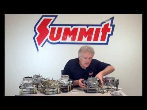 Holley Carburetor Tuning Secondary Circuit - Summit Racing Quick Flicks