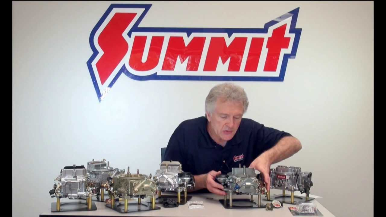 hight resolution of holley carburetor tuning secondary circuit summit racing quick flicks