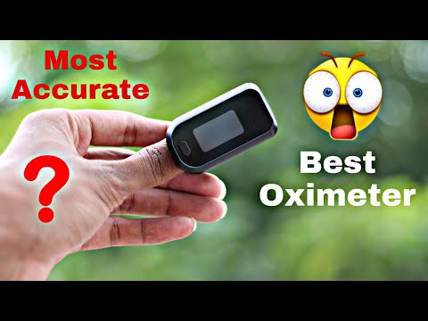 best-accurate-pulse-oximeter-ft-dr-trust-210- -unboxing,review-[-hindi-]