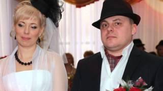 Свадьба  в стиле Чикаго  1 часть   г.Трёхгорный