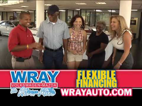 Wray Volkswagen - Customer Testimonial - Newberry, SC