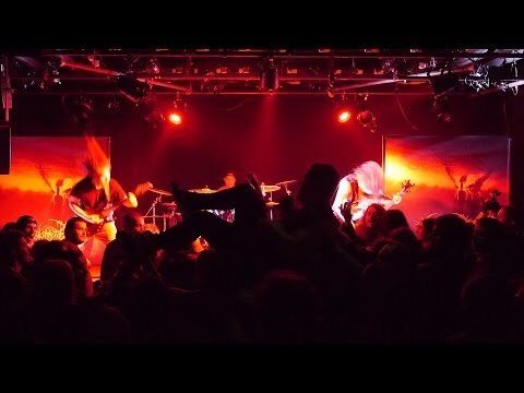 DISENTOMB @ Jardin Moderne (Rennes, France) Brutal Death Night III 2016 [Multi-Cam] Full Live !