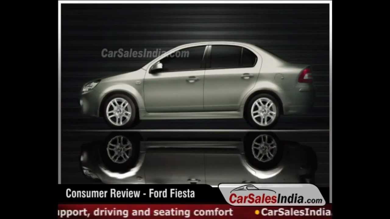 Ford Fiesta India Diesel Consumer Opinion Youtube