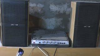 Ремонт акустической системы 6АС-518