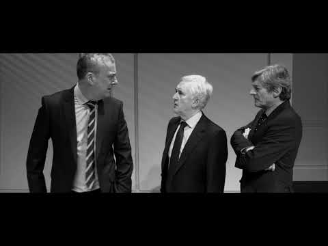Nigel Havers, Denis Lawson and Stephen Tompkinson discuss comedy 'ART'