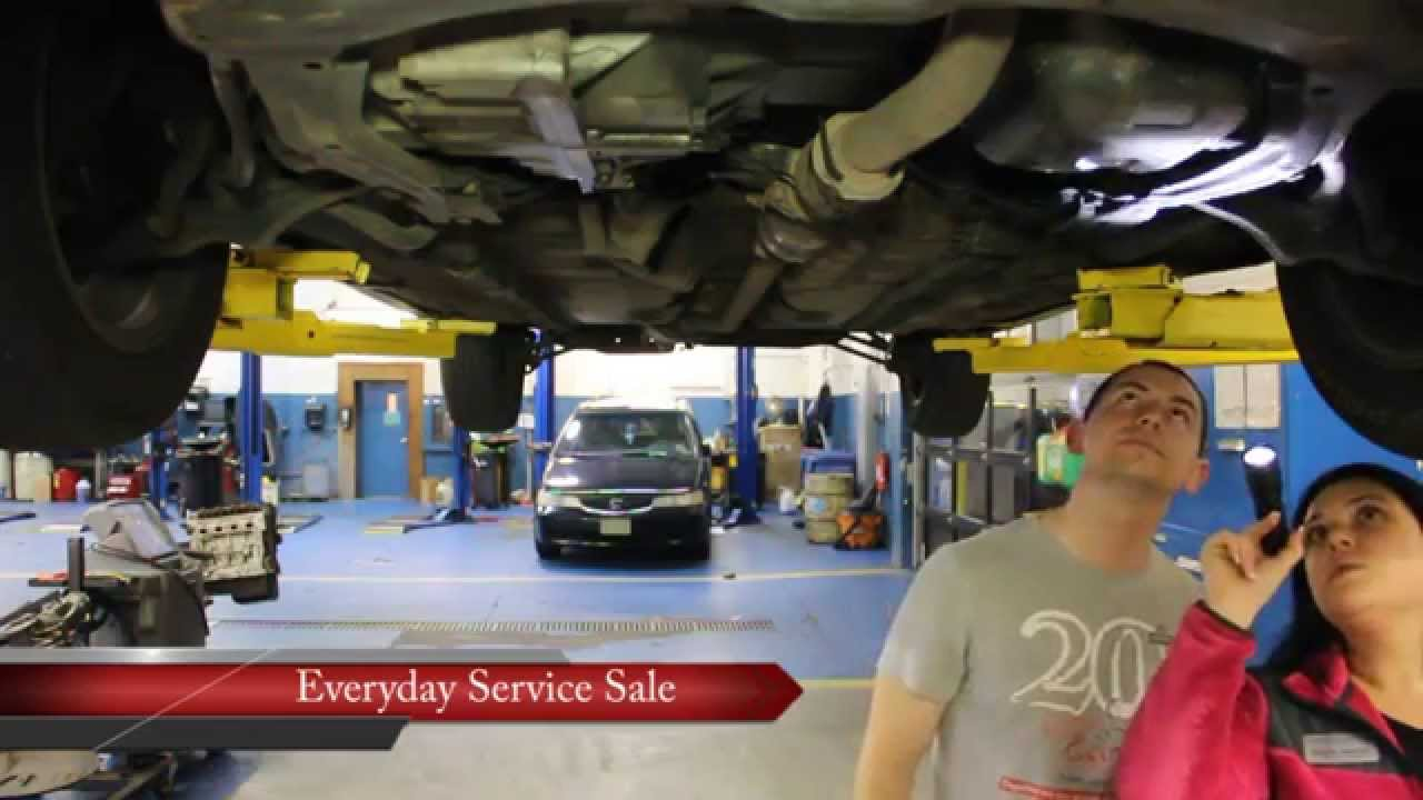 Sam Swope Honda >> Curry Honda Service Training Youtube