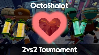 Splatoon - 2vs2 Tournament with Vesperia & Lean [Valentine