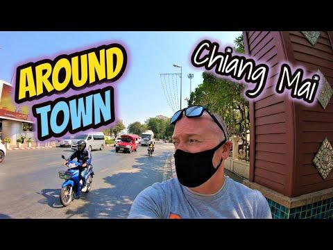 Cruising Around Town | Chiang Mai, Thailand 2021