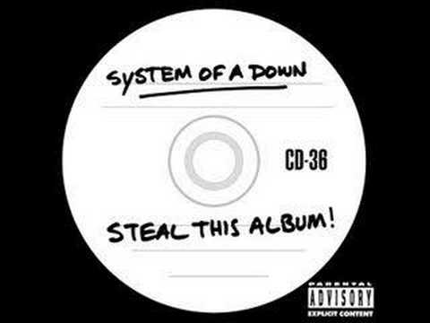 System Of A Down  Ego Brain