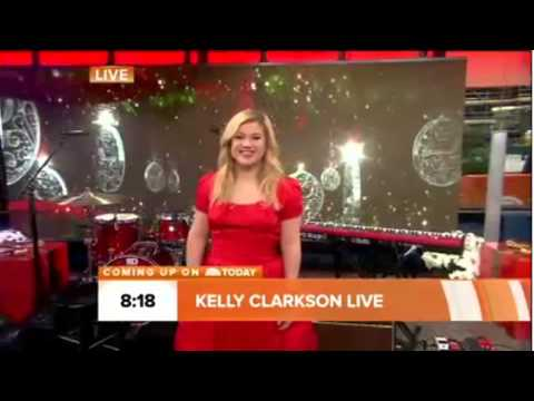 Kelly Clarkson - Today Show (Preview)