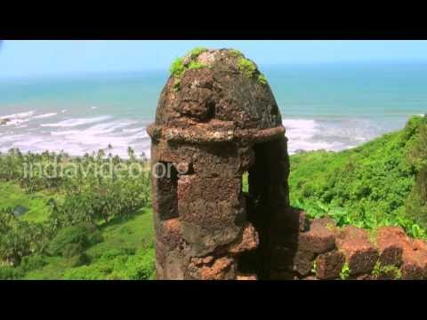 Chapora Fort View, Goa