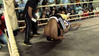 MMA IN INDIA Sandeep Yadav vs Imran FCC-4.VOB
