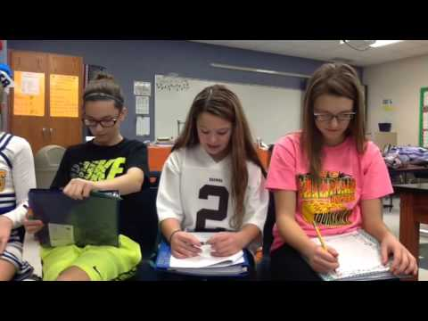 East Canton Middle School - Problem-Based Learning