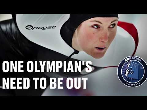 Why Olympian Anastasia Bucsis had to come out before Sochi