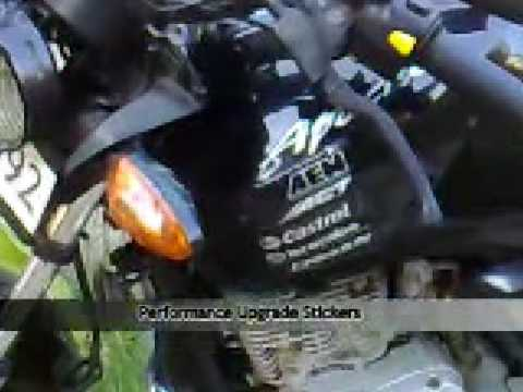 Tvs Apache 150 Modifications Youtube