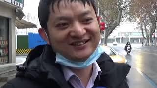 武汉封城进入第二天 街道空荡荡酒店无顾客