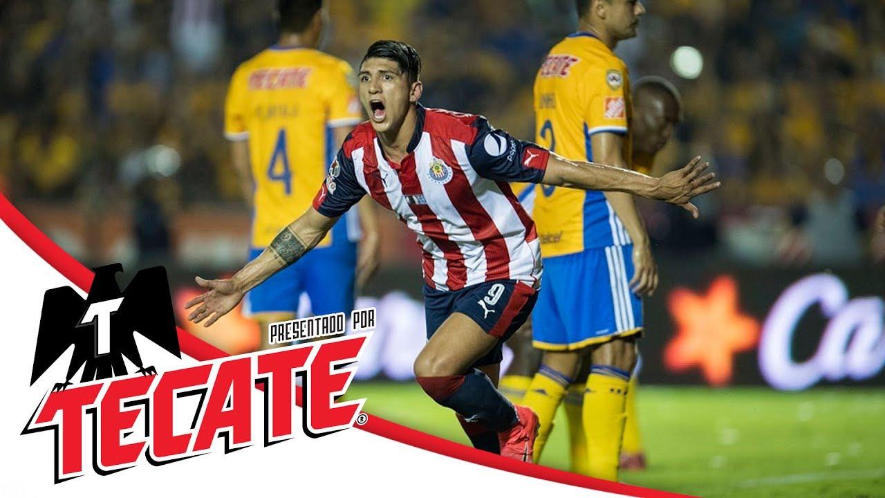Con dos golazos Gignac le saca a Chivas un partido ganado y ...