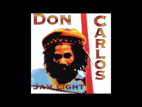 Don Carlos - Jah Light (Full Album)